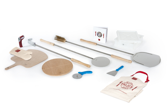 Pizza-Set : Kit Pizzaiolo 90cm oder 120cm